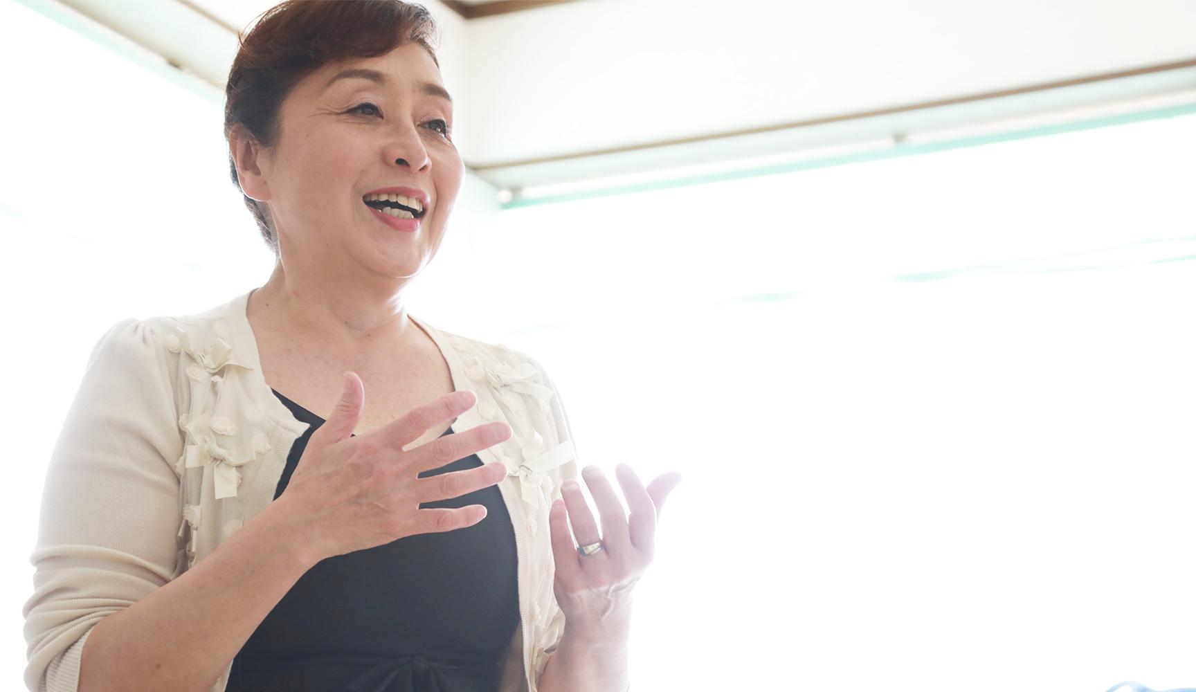 清川 洋美 | 仮面ソムリエール代表 コミュニケーション専門家